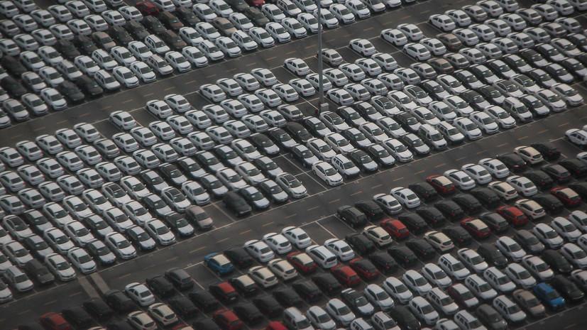 Продажи новых автомобилей в России выросли на 13,9% в марте