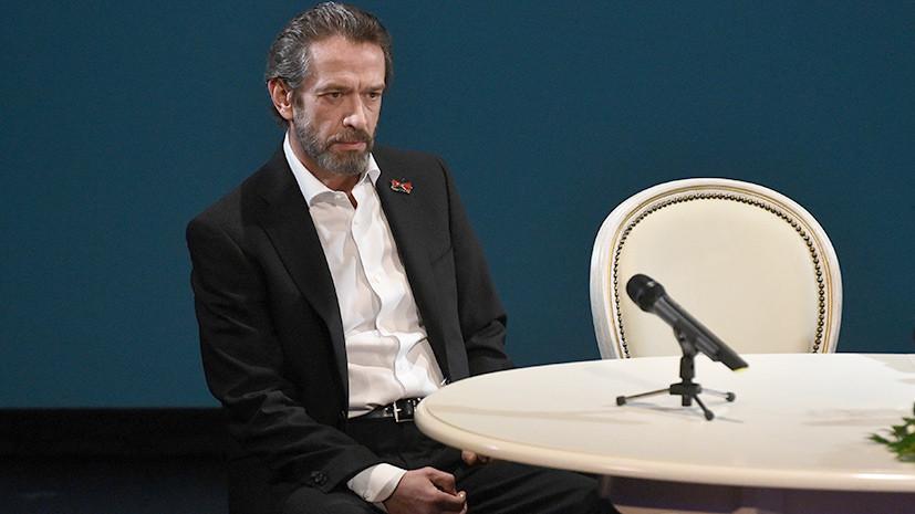 Назначенный худруком «Табакерки» Машков продолжит актёрскую карьеру