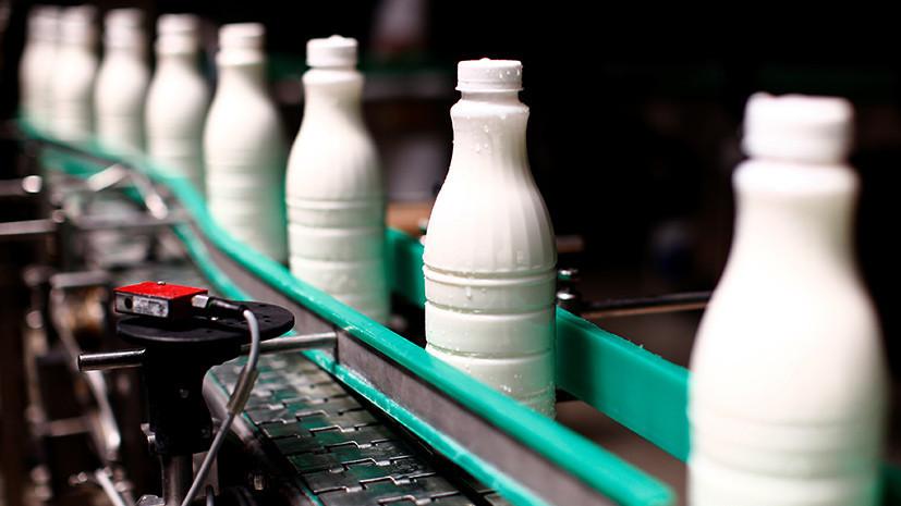 Минсельхозы России и Белоруссии обсудят единый рынок молока