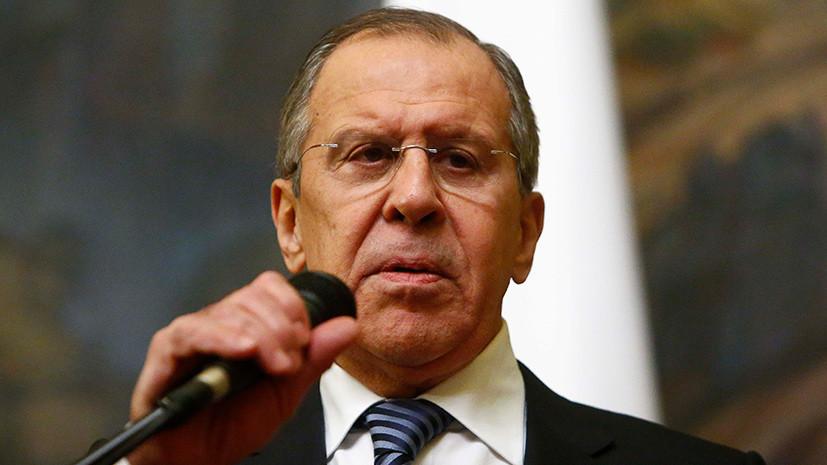 Лавров прокомментировал сообщения британских СМИ о «секретной лаборатории» под Саратовом