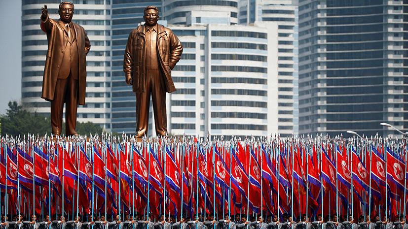 ЕС расширил санкционный список по КНДР