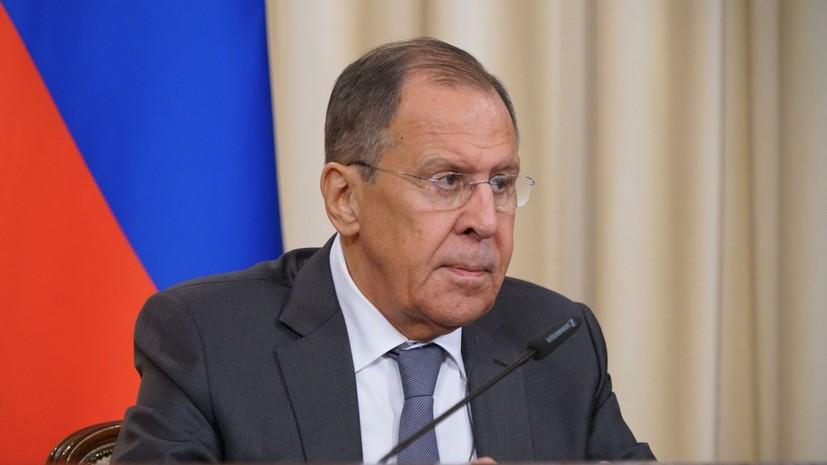 Лавров заявил, что на Западе могли перевестись специалисты по России