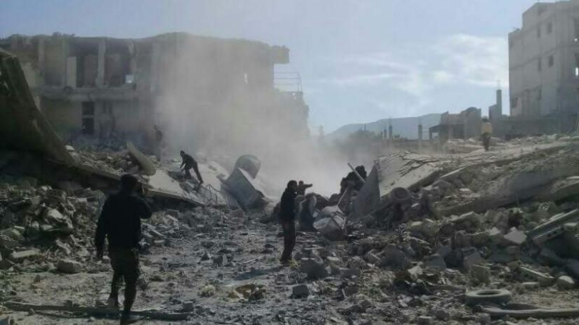 Дамаск пока неполучал официальной информации овыводе армии США изСирии