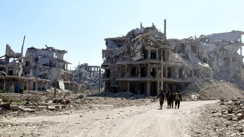 Боевики готовят инсценировку с употреблением отравляющих веществ вВосточной Гуте