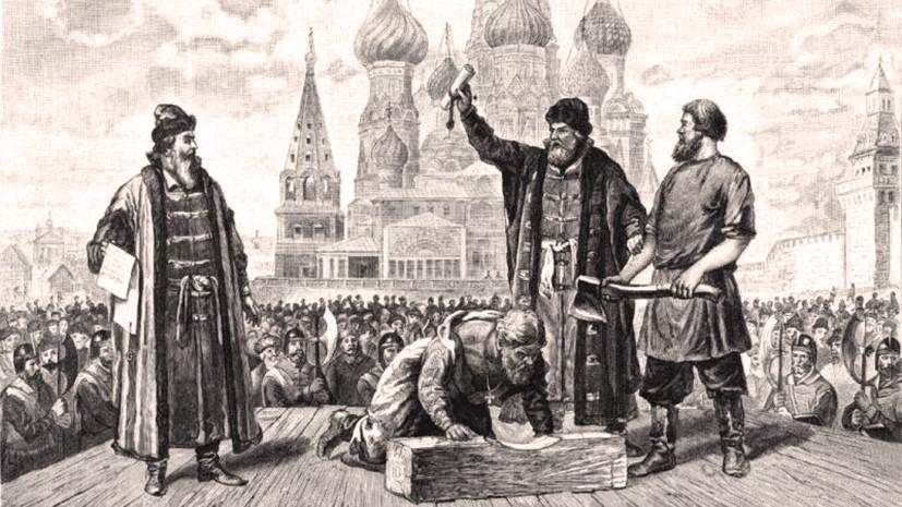 «Экзекуции не чинить»: как отмена смертной казни императрицей Елизаветой повлияла на историю России