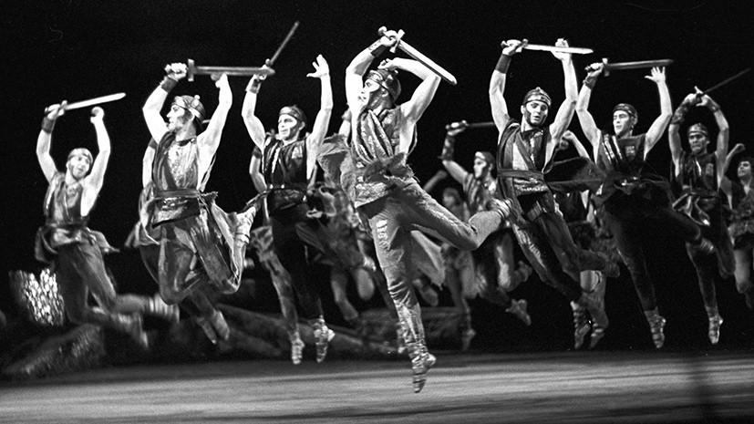 Рецензия к балету спартак 9540