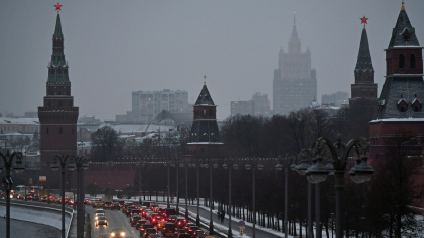 Москва возглавила европейский рейтинг перегруженности дорог
