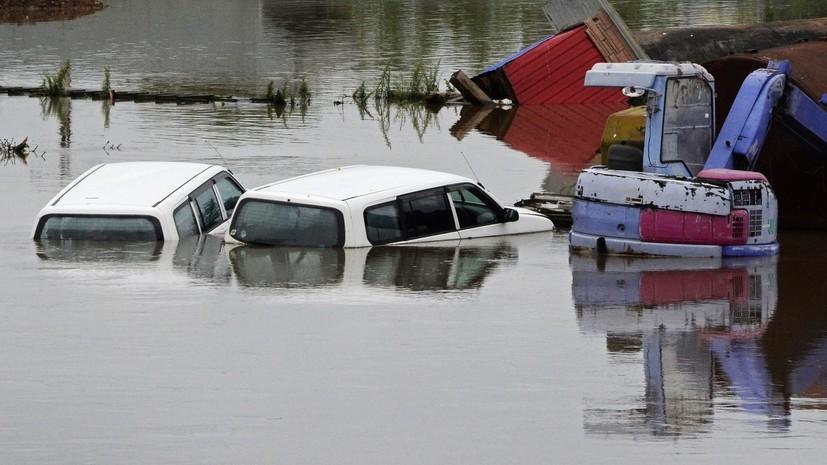 МЧС: 91 населённый пункт остаётся подтопленным на территории России