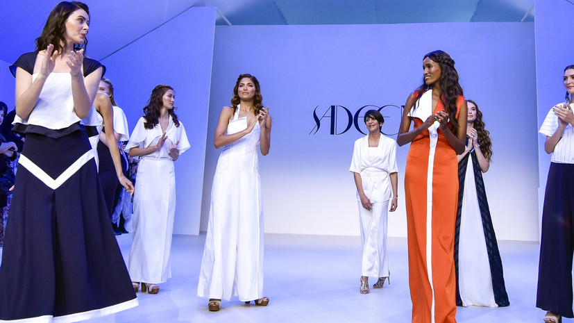Неделю моды впервый раз проведут вСаудовской Аравии