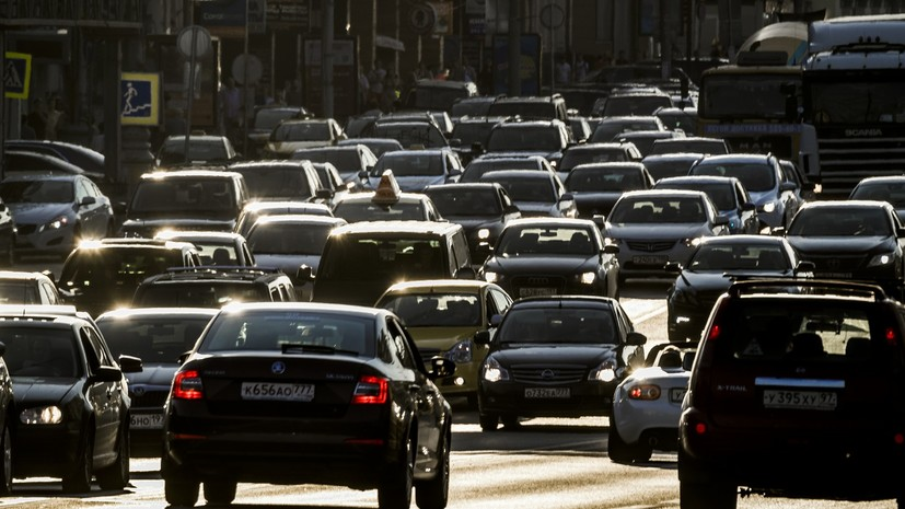 Власти Москвы прокомментировали лидерство в европейском рейтинге перегруженности дорог