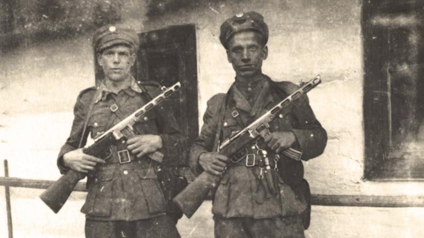 «Профессиональные палачи»: какую роль в холокосте на Украине сыграли местные националисты
