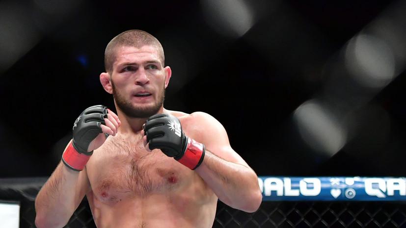 Отец Нурмагомедова рассказал о заработках сына в UFC