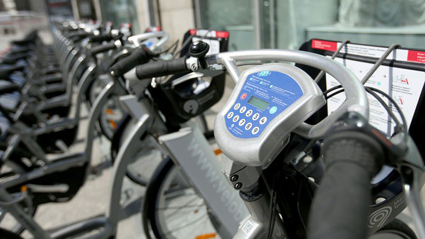 Власти Москвы утвердили дату открытия сезона велопроката