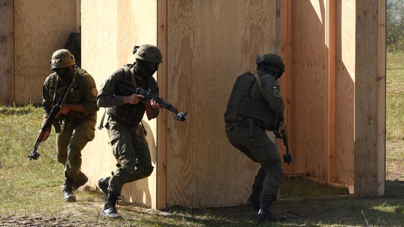 Литва решила отправить на Украину новую группу военных инструкторов