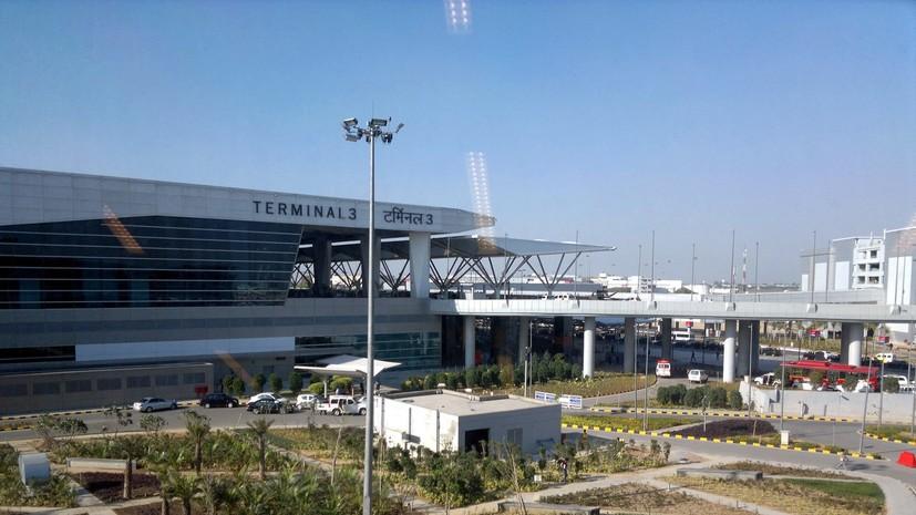 СМИ: В Индии совершил экстренную посадку российский самолёт с 345 пассажирами