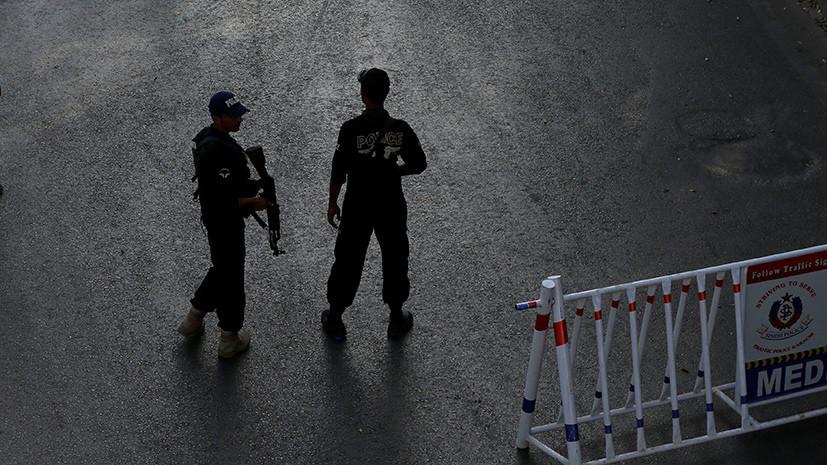 СМИ: В Пакистане в ДТП с участием автомобиля дипломата США погиб мотоциклист