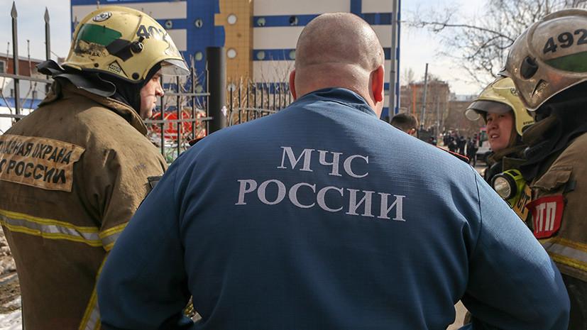 Источник: в Подмосковье из ТЦ эвакуировали 65 человек из-за короткого замыкания