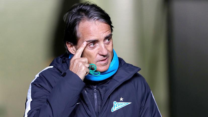 «Даже подающие мячи мальчики забили бы»: о чём говорил главный тренер «Зенита» после поражения от «Краснодара»