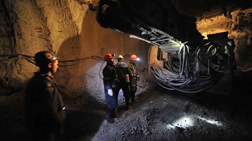 В Минэнерго рассказали о ситуации с задымлением на шахте в Кузбассе