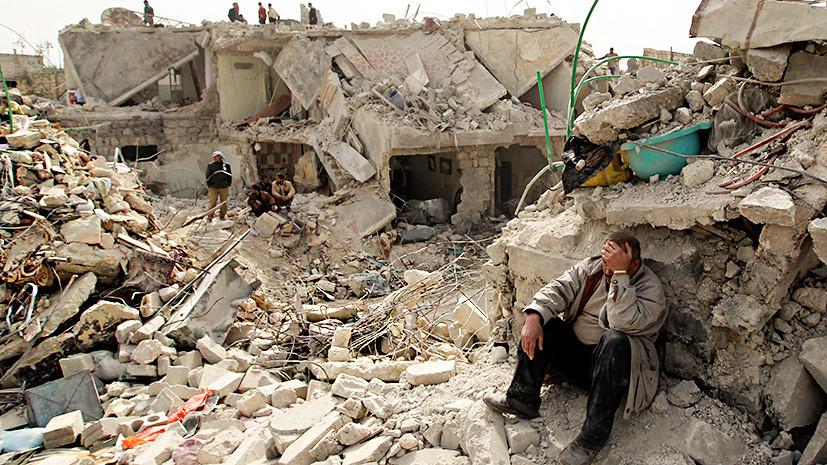 Ядовитый вброс: почему США возложили на Дамаск и Москву ответственность за химатаку