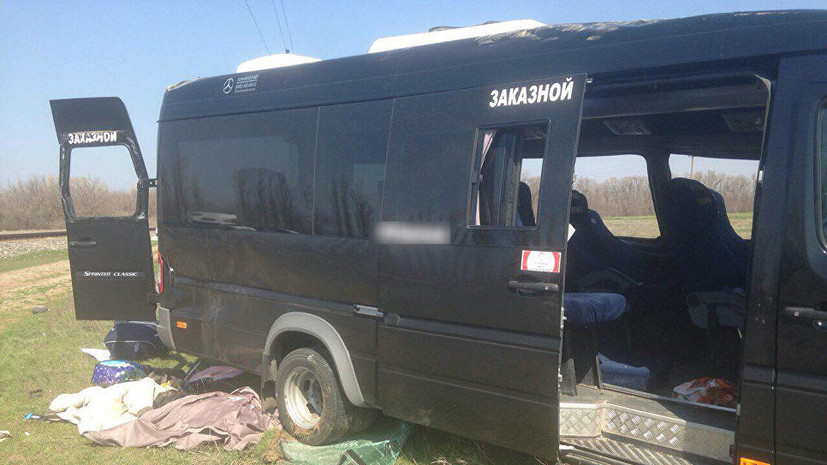 В Крыму создана рабочая группа для выяснения причин аварии на железнодорожном переезде