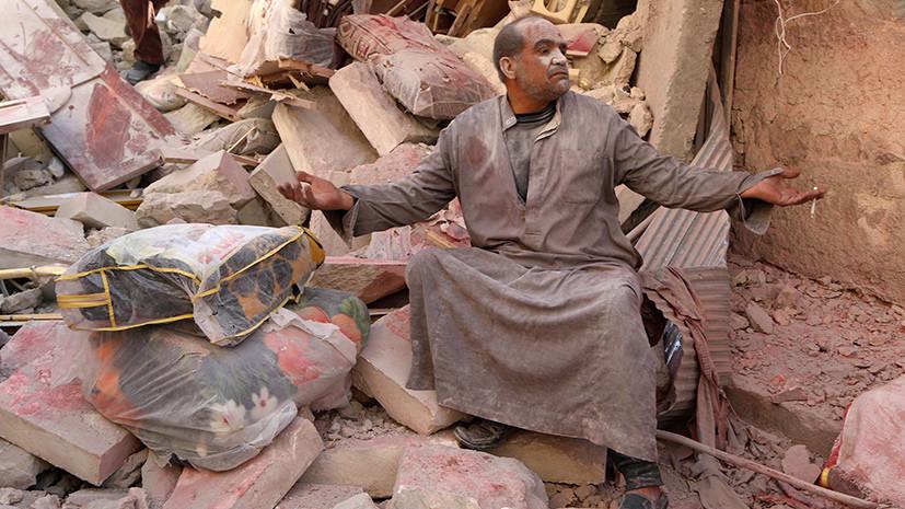 В МИД России назвали цель информационных вбросов о химатаках в Сирии