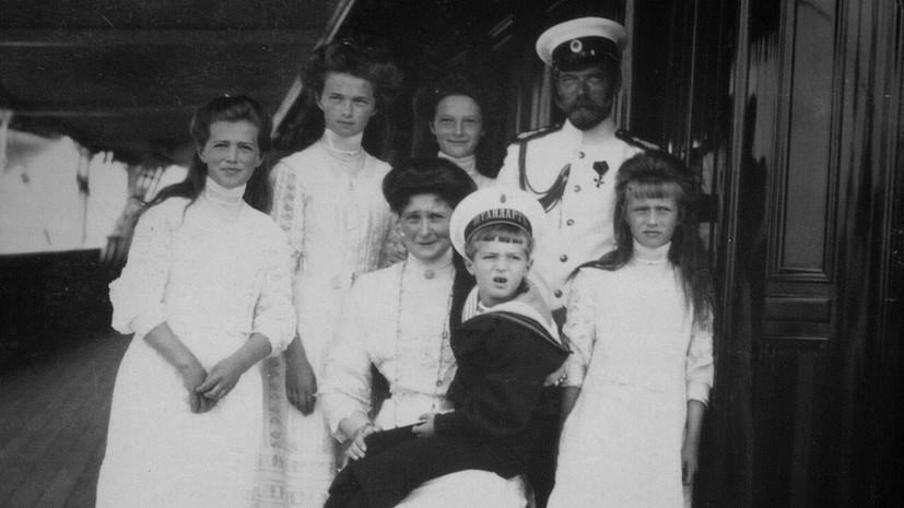 #Romanovs100: RT запускает мультимедийный фотопроект, посвящённый семье Романовых