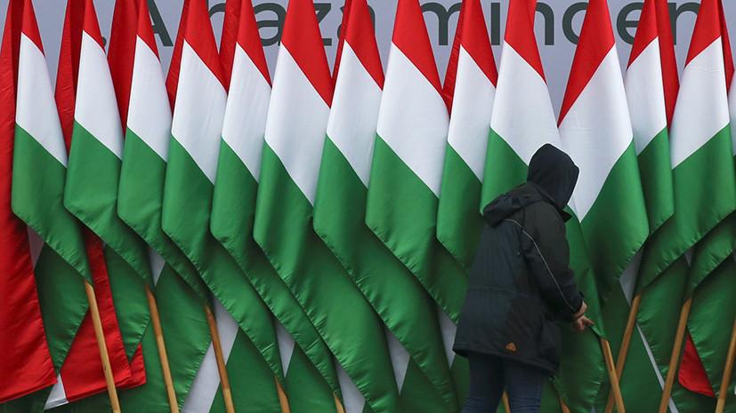 В Закарпатье усилили охрану венгерских консульств из-за выборов в Венгрии