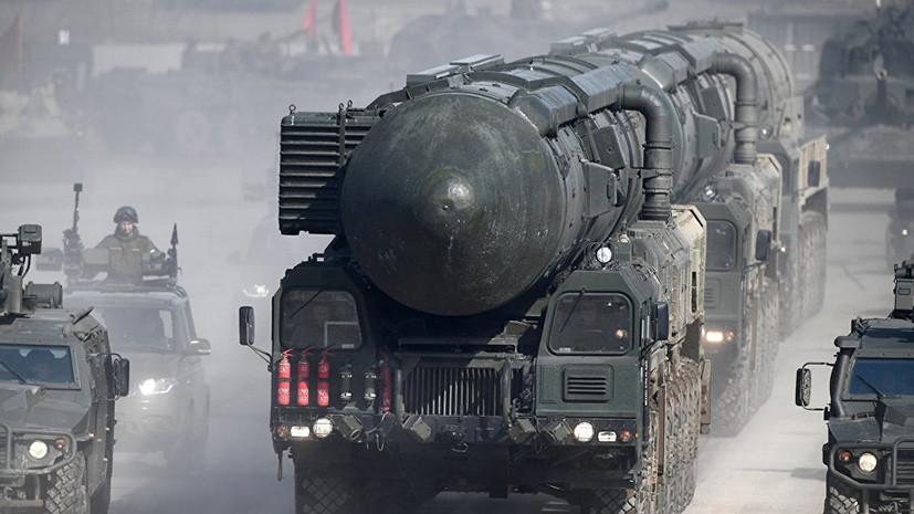 В параде Победы в 2018 году примут участие три ракетных комплекса «Ярс»
