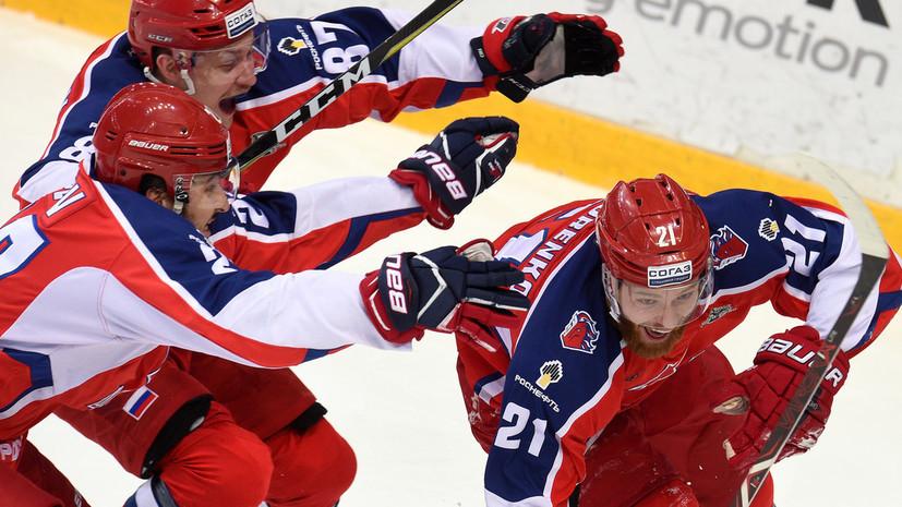 «Помешал олимпийский сезон»: СКА проиграл финал Западной конференции ЦСКА и сложил полномочия чемпиона КХЛ