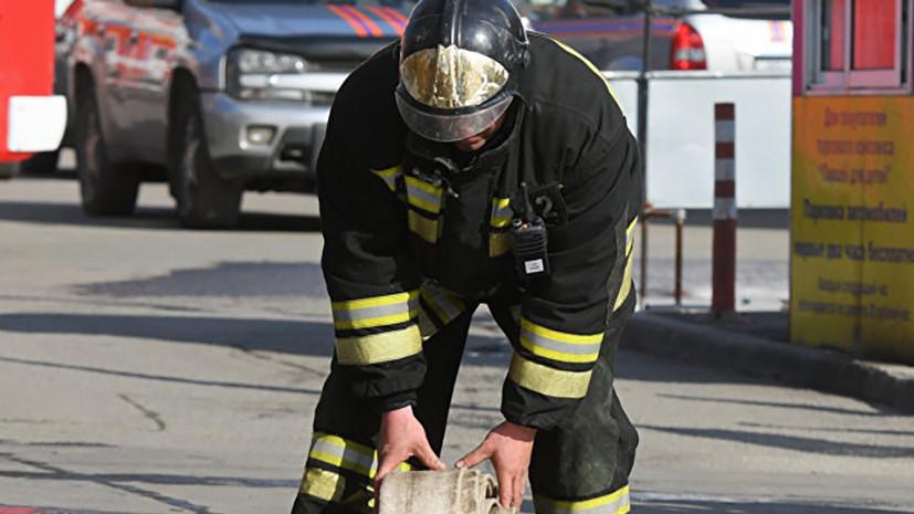 Источник: при пожаре в наркодиспансере в Костроме пострадали пять человек