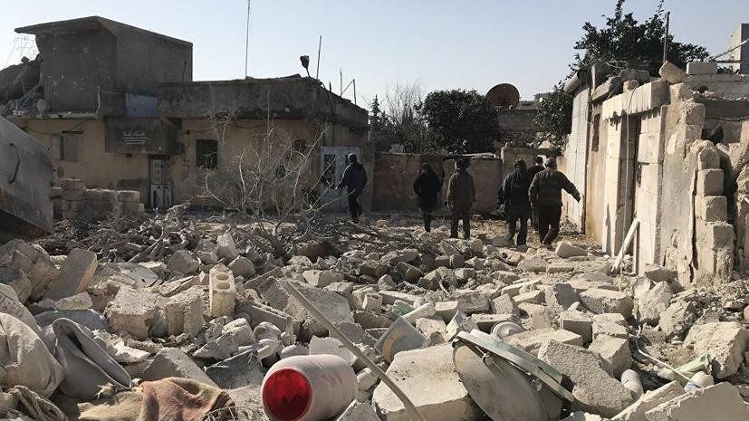 СМИ: Франция отвергла причастность к удару по авиабазе в Сирии