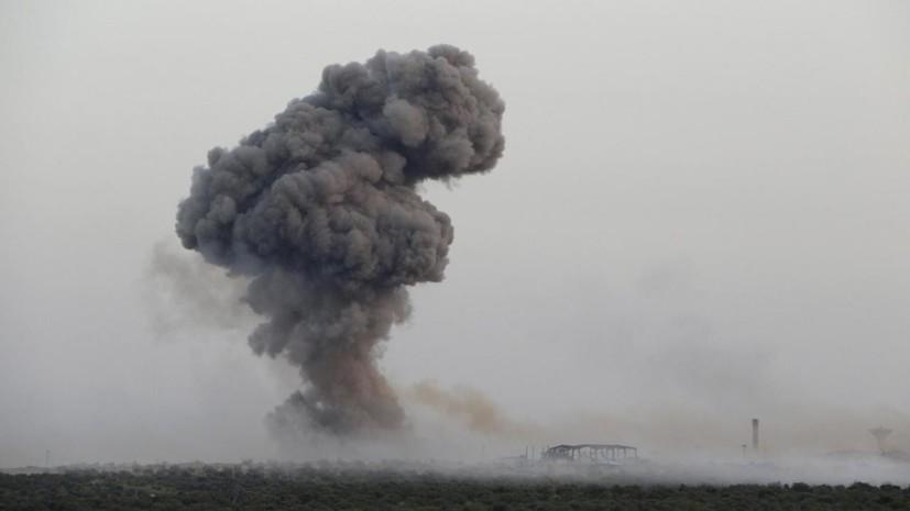 Эксперт назвал возможные причины авиаудара по аэродрому в Сирии