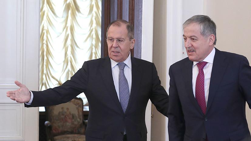 Лавров заявил о развёрнутой антисирийской кампании