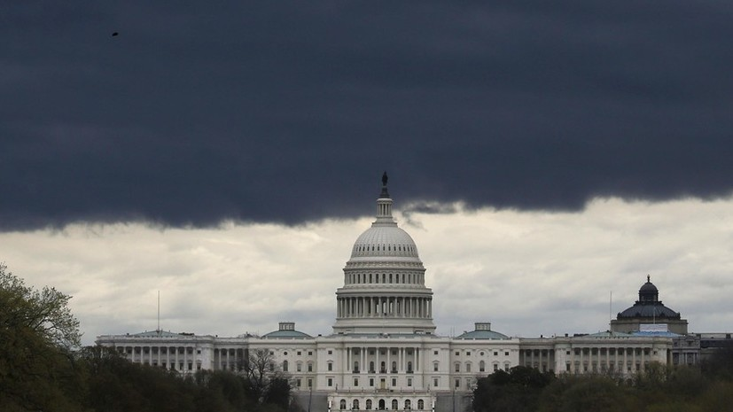 «Попрание норм всего и вся»: в Москве назвали вопиющими новые санкции США против России