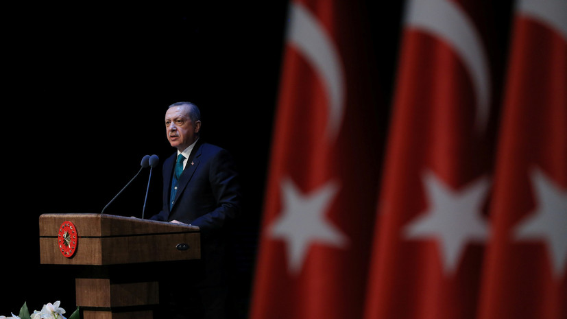 Эрдоган подтвердил решимость Турции приобрести С-400 после введения США санкций