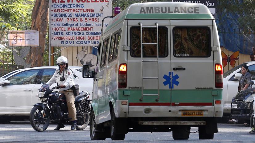 Российский велотурист госпитализирован в Индии после нападения
