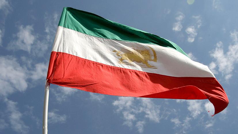 МИД Ирана осудил удар Израиля по сирийской авиабазе