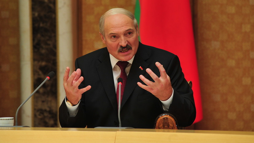 Александр Лукашенко: СМИ— оружие мощнее ядерного