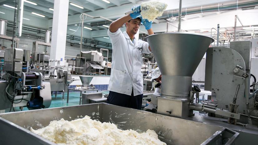 Минсельхоз выступил за запрет на использование растительных жиров в молочной продукции