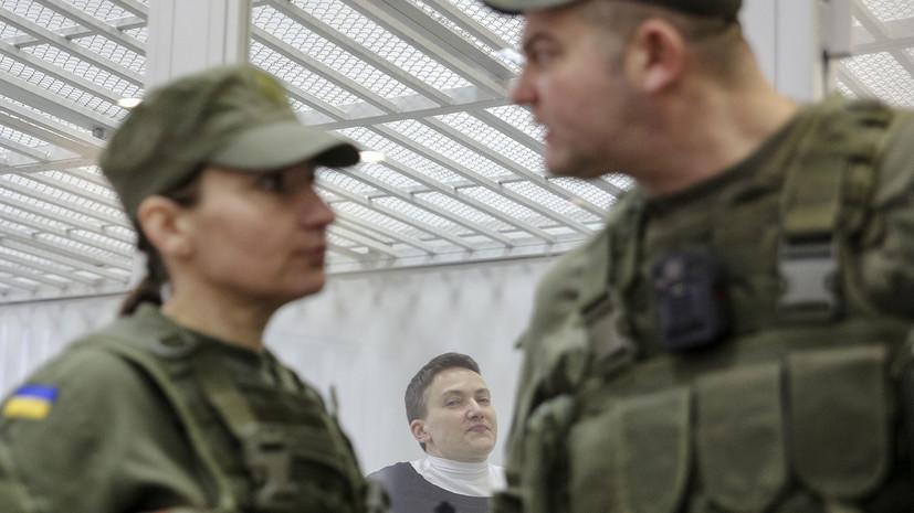 Мать Надежды Савченко прокомментировала обыск в квартире дочери