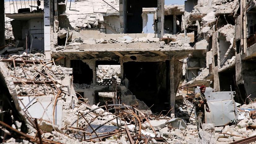 Дамаск направил приглашение миссии ОЗХО посетить Восточную Гуту