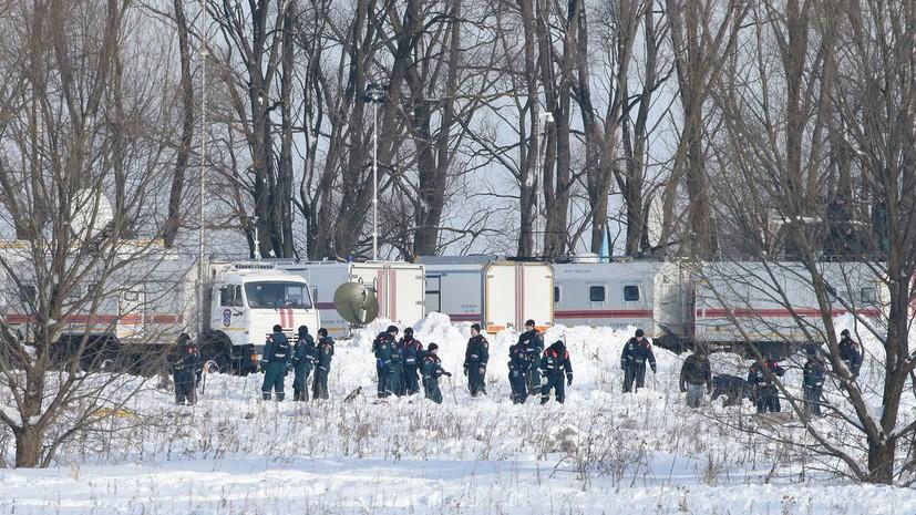 Судмедэксперт  объяснил, почему возобновлены поиски останков жертв  крушения АН-148