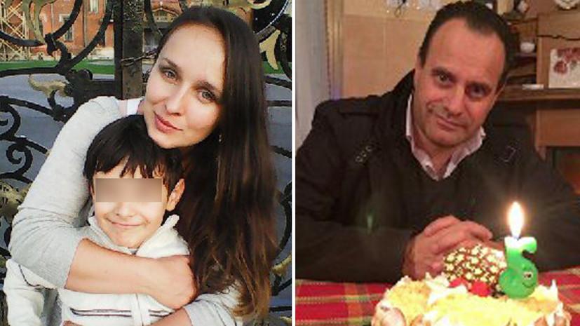Бизнесмен из Италии летает к сыну, которого незаконно увезли в Воронеж