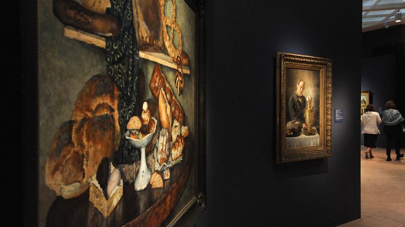 Третьяковская галерея получит в дар работы современных художников
