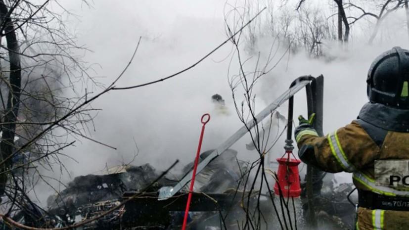 Семьи погибших в результате крушения Ми-8 в Хабаровске получат по миллиону рублей