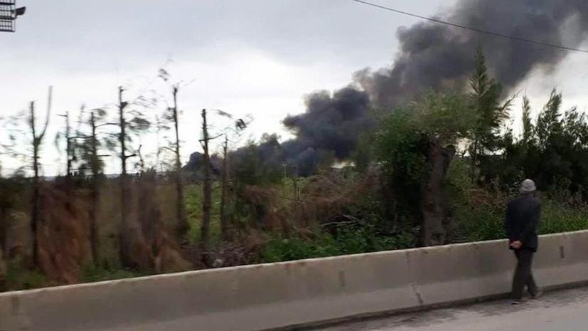 СМИ: На борту разбившегося в Алжире самолёта находились более 200 человек