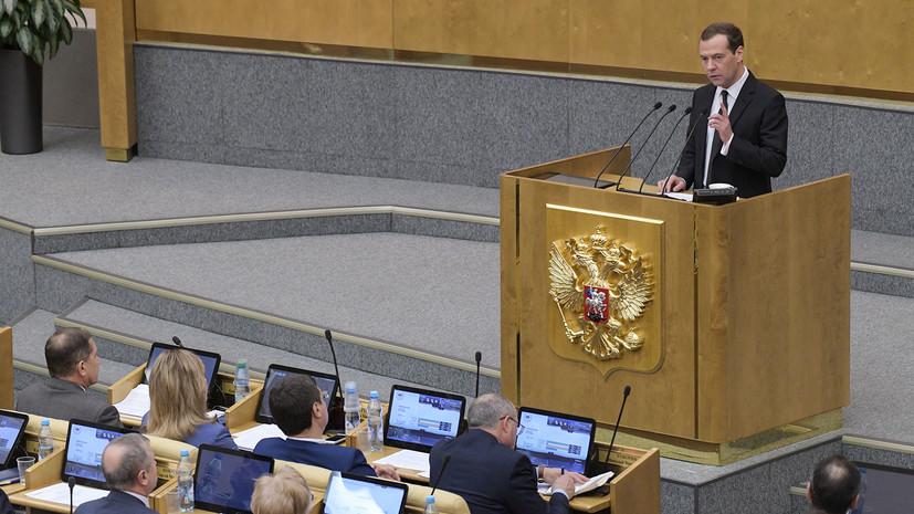 Медведев: РФ обратит санкции США напользу экономике