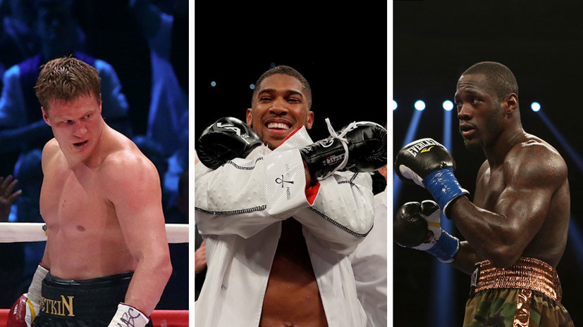 Почему Джошуа не хочет драться с обязательным претендентом на титул WBA