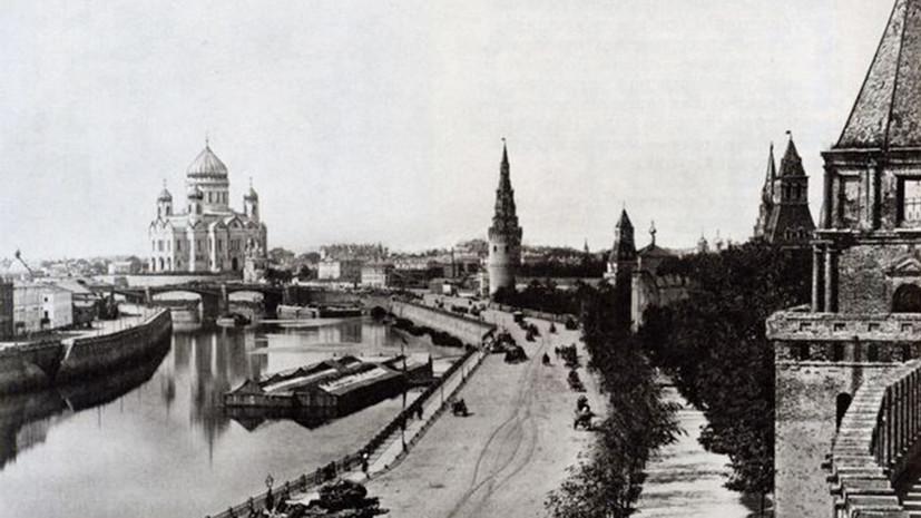 Тест RT на знание улиц Москвы